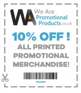 Get 10 Percent OFF All Promotional Materials For This Years Show!